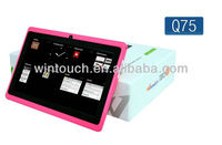 WINTOUCH Q75 Q75S 7'' tablet pc andriod 4.0/ Most popular tablet