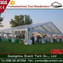 25X40 Wedding Tent / Used Party Tent With Windows And Glass Door