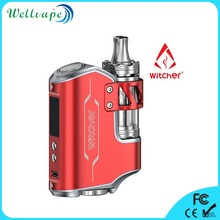 2017 new coming 18650 mod Rofvape Witcher 75w vw tc mod vaping