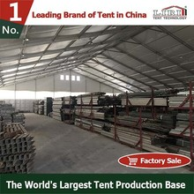 Industrial Warehouse Tent with Flame Retardant Roof