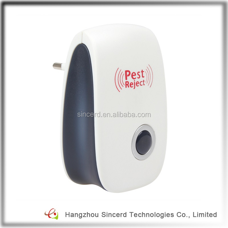 Rat Mice Rodent Mole Pest Repeller Indoor Sonic Repelle US EU AU Plug Electronic Ultrasonic Pest Repeller