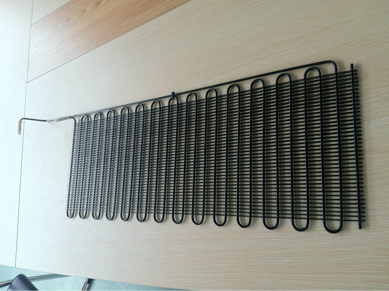 changzhou types of steam condenser of refrigerator cooling system
