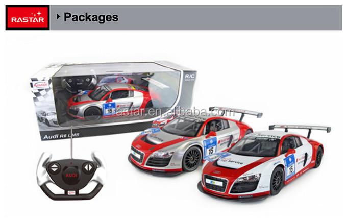 Rastar 1:14 Audi R8 LMS Remote Control Car Toy For Kids