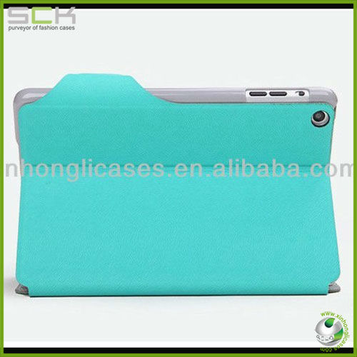 new arrival for ipad mini beautiful case cover Slim Smart Case Cover Skin accessories for iPad mini Sleep/Wake