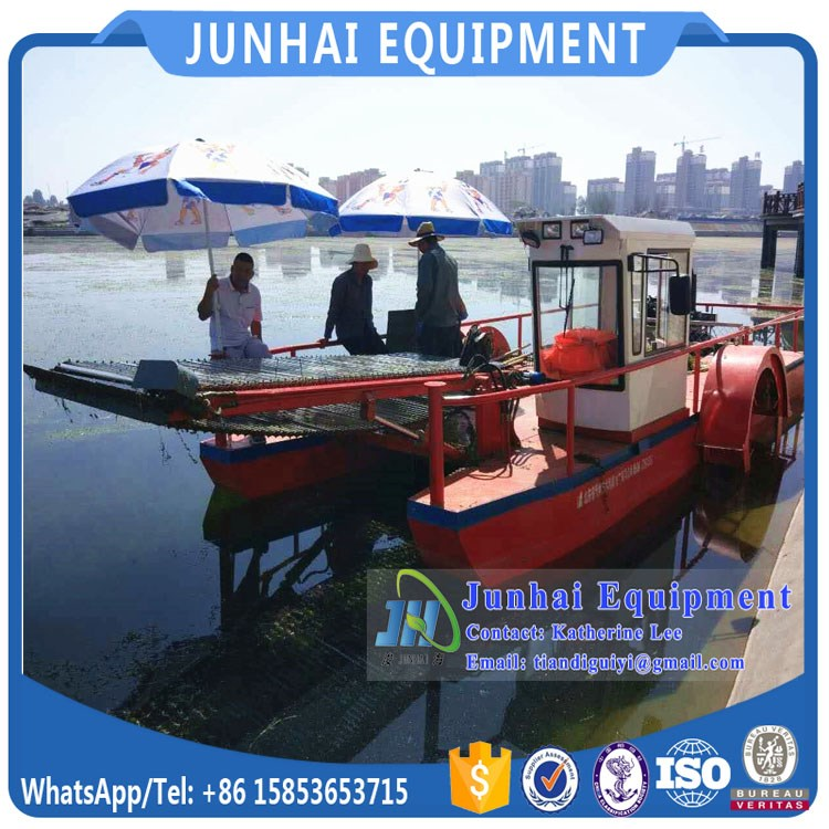 Alibaba Website Customized Water Hyacinth Harvester for Sale