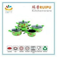 2015 kitchen accessories chinese ceramic cooking pots ceramic casserole set kitchen ware nonstick cookware