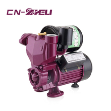 Automatic self-priming hot cold water pumping machine hydraulic electric water pump for house