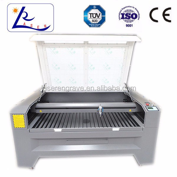 sheet metal laser cutting machine/acrylic/wood/fabric/metal laser cutter 150W lowest price