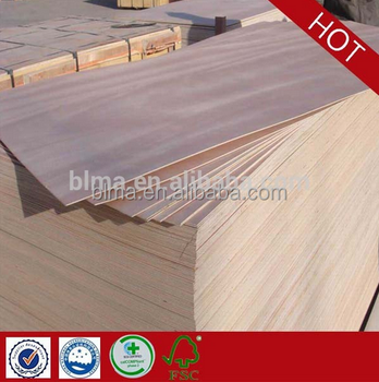 plywood for furniture making, room decoration, and simple construction