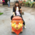 KANO-259 Hot Sale Amusement Equipment King Lion Scooter