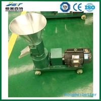 Convenient use first choice pet food pellet machine for small farm