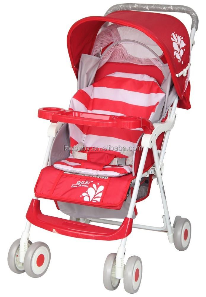 2014 lzw new model electric motor baby stroller model Motorized baby stroller
