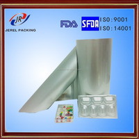 pharmaceutical blister cold forming aluminum foil Container