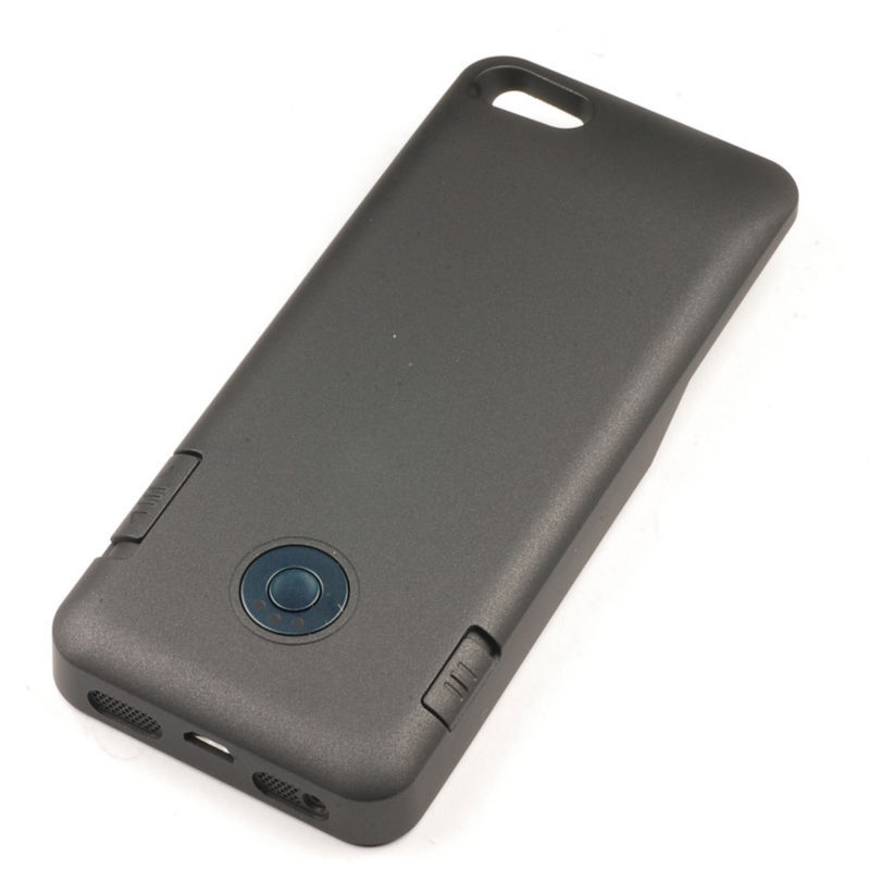 2000p Ultra HD Case Battery Hidden Camera for iPhone 5/5S series