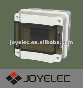HK Surface Plastic Distribution Box/ Wall Box