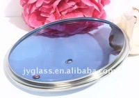 G type tmepred glass lid for frying pans