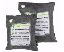 Bamboo Charcoal Natural Air Purifying Bags As Odor Remover