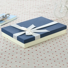 Fancy sweet engagement paper gift box small packaging boxes