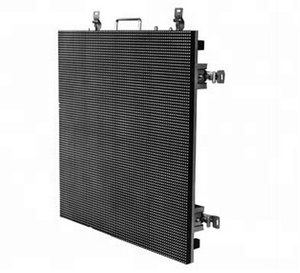 High Quality HD Aluminum Cabinet Indoor Outdoor Rental Led Display/ Stage Screen P10 Full Color
