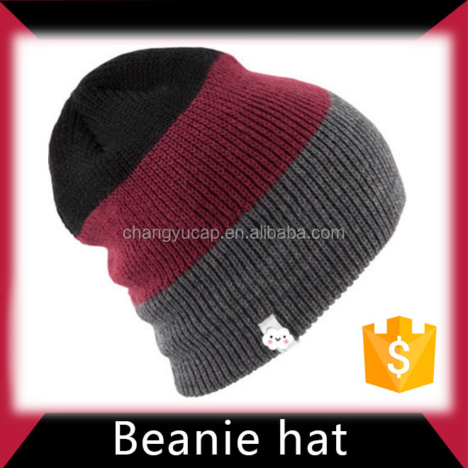 Professional beanie knit winter hat custom,mens knitted winter cap supplier,beanie knit winter hat price