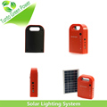 Portable 3W Solar household mini power system