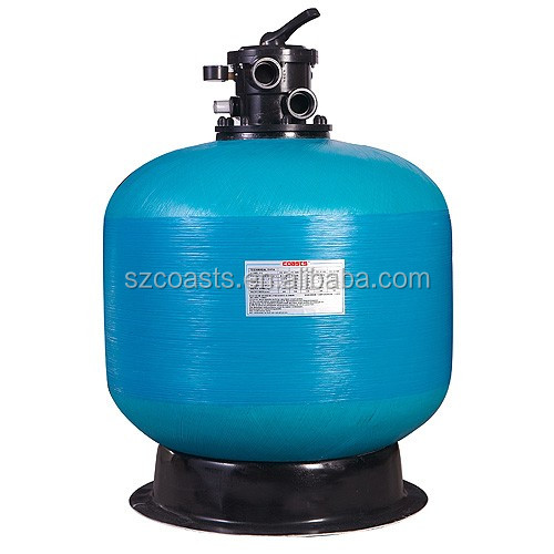 Best Water treatment choice Swimming pool equipment Sand filter China supplier