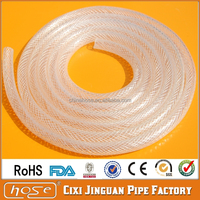 "Manufacturer Supply Europe Market Non-Toxic DEHP Free Food Grade REACH Approved 3/8"" Platic Clear PVC Drinking Water Hose Tube"