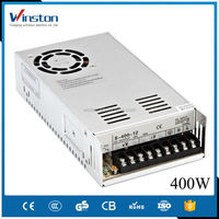 CE ROHS S-400-12 12V 33A atx switching power supply 400w