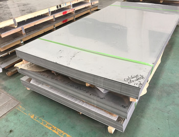Cold rolled, soft annealed stainless steel sheets W.-nr. 1.4021, DIN X20Cr13