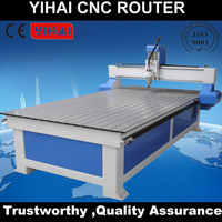 Jinan YH-1325 wood engraving router cnc machine /hobby cnc router with Taiwan HIWIN linear