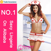 sexy nurse costume hot sell lingerie xxxl sexy movis