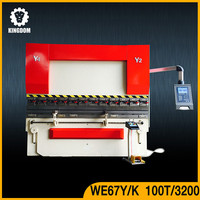cnc kingdom sheet/plate rolling folding machine