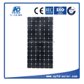 300W mono solar panel with tempering glass for home use