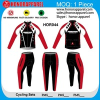 Custom Professional Customized Cycling wear clothes Jersey short pants Jackets Compression Tights Custom