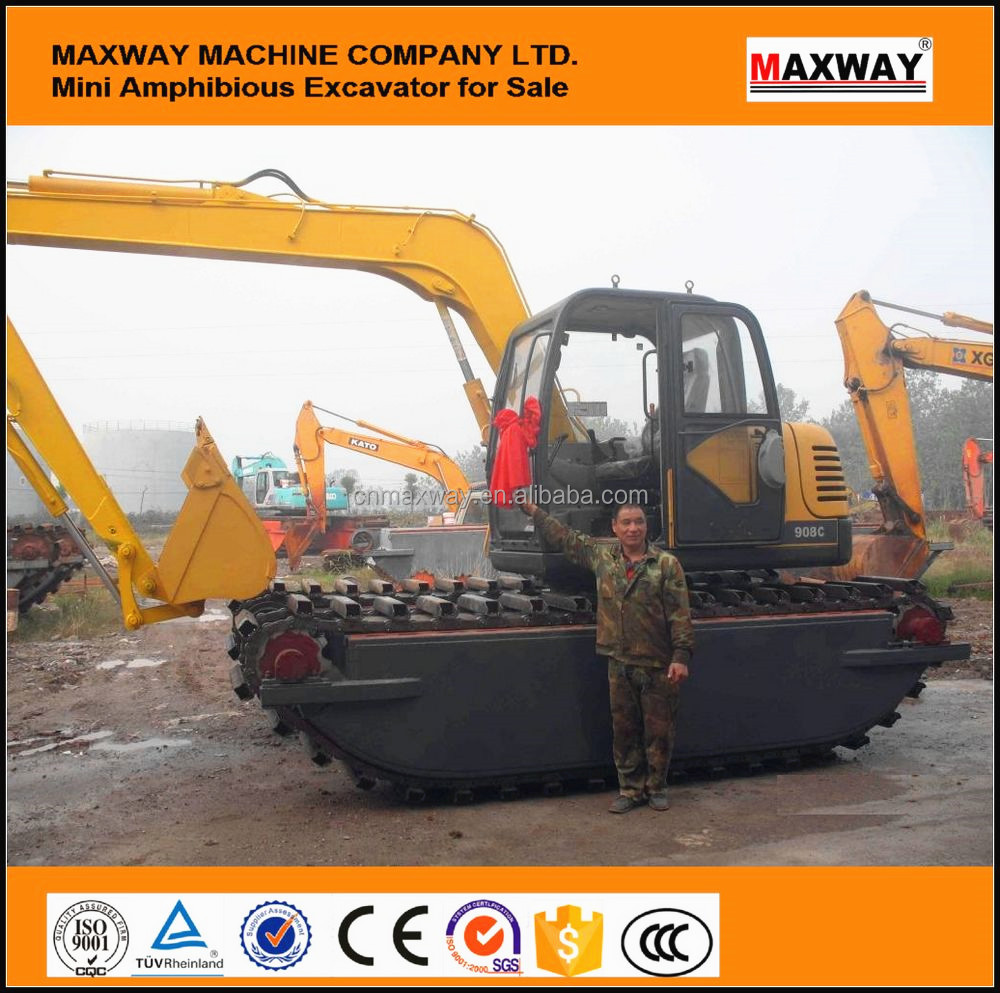 MAXWAY Machine Company Ltd , Mini Marsh Excavator for sale