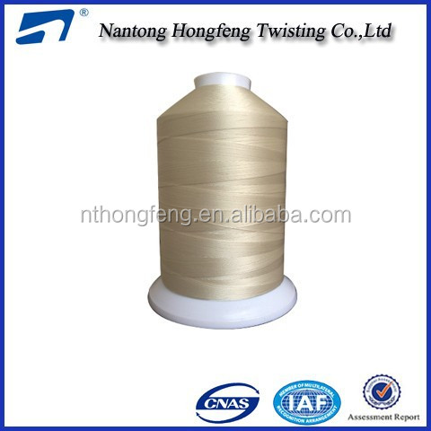 840D Bonded nylon thread for sewing leather
