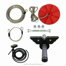 Zipline Eagle Series Kit with Seat