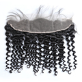 Free shipping Wholesale Alibaba Virgin Brazilian Hair Frontal Brazilian swiss 13*4 Lace Frontals Deep wave