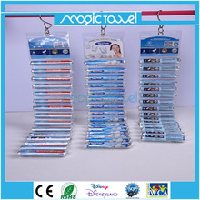 10PCS paper rolls pack magic compressed disposable cellulose nonwoven wipes,one-time mini coin tissue