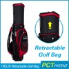 HELIX Personalized golf bag lockers Unique golf bag