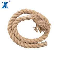 XLROPE 3 inch diameter white sisal rope 5 mm