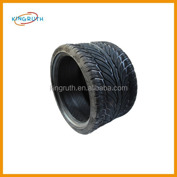 China hot selling black rubber cheap vintage motorcycle tires 235/30-12
