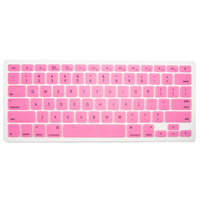 New item silicone colorful keyboard cover with ROHS
