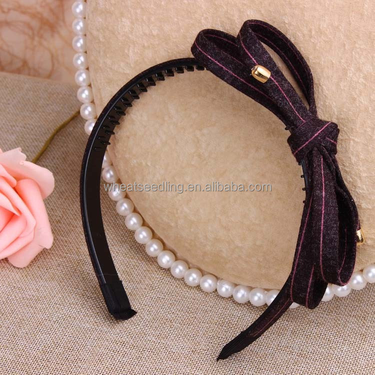 high quality fashion vintage England head band for ladies Alice band