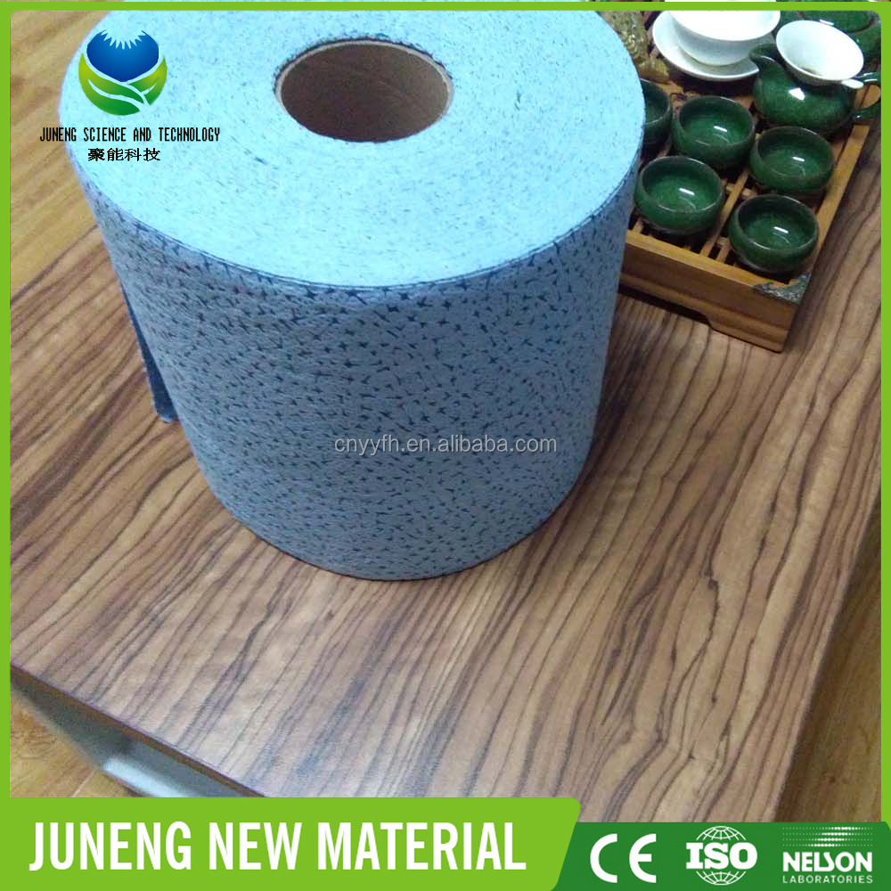 Factory supply New Customized PP Non-woven Fabric for Machine Cleaning Wipe and Rags