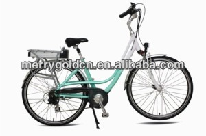 EN15194 best price international quality Front Drive Motor Electric Bicycle (TDB01Z)