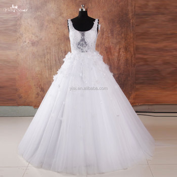 RSW1002 Latest Wedding Gown Designs Sexy See Through Corset Aliexpress Wedding Dresses