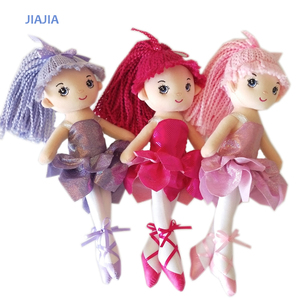 Pretty girls dolls MINI ballerina girls toy free shipping 30cm ballet dancing girl doll