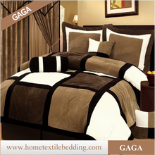 Chinese bedding set with cartoon,bedding set made in India,king size 3d bedding set in winter