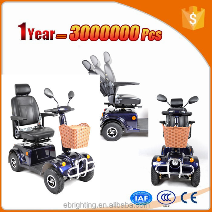 Multifunctional double seat electric motorcycle